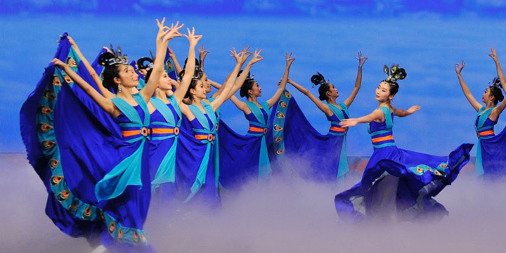 Shen Yun @ the Julie Rogers Theater
