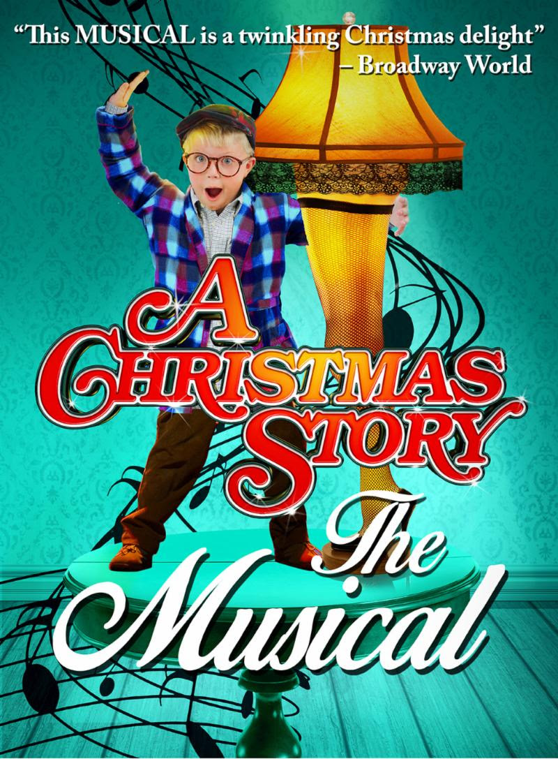 A Christmas Story, The Musical at Lutcher Theater