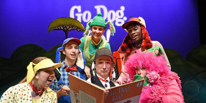 Go Dog Go at the Lutcher Theater