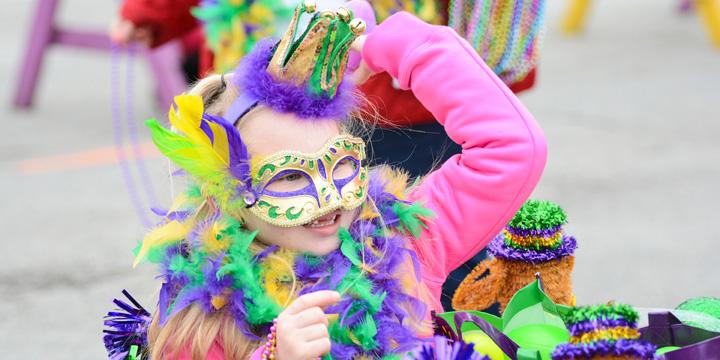 Mardi Gras Southeast Texas
