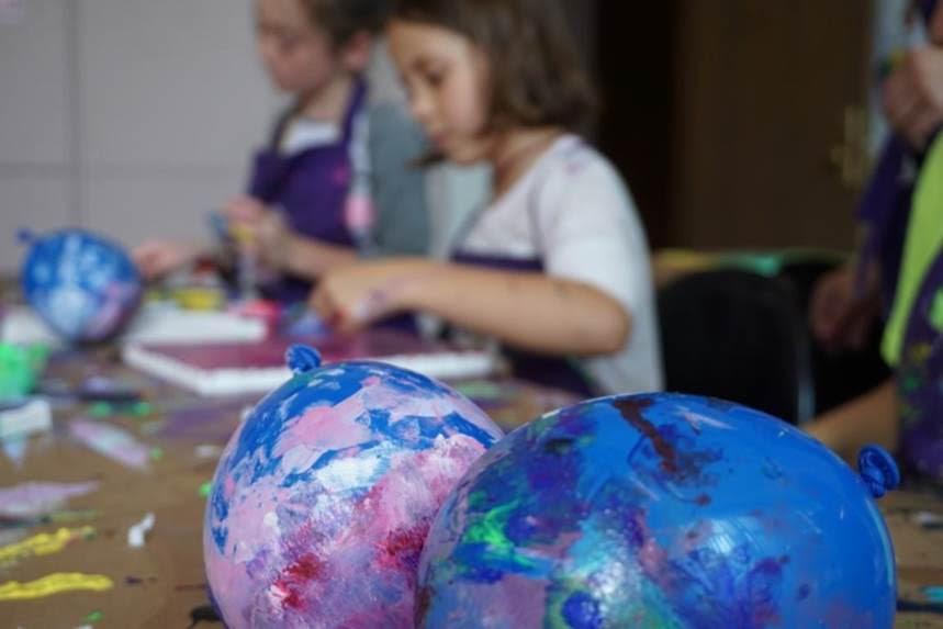 Register for AMSET's Summer ArtVentures