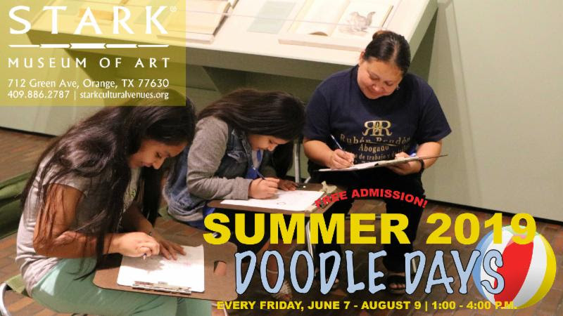 Summer Doodle Days at Stark Museum of Art