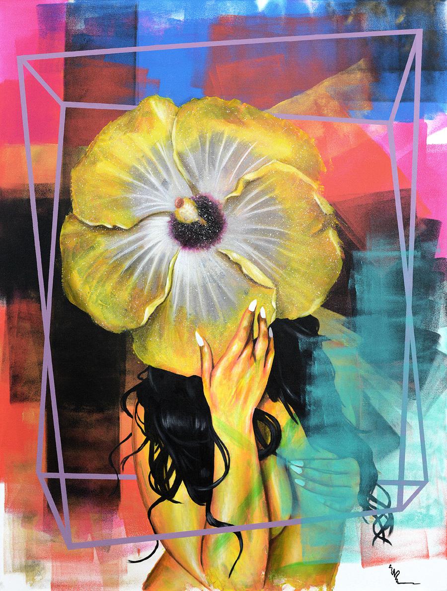 Sunflower by Michael Savoie