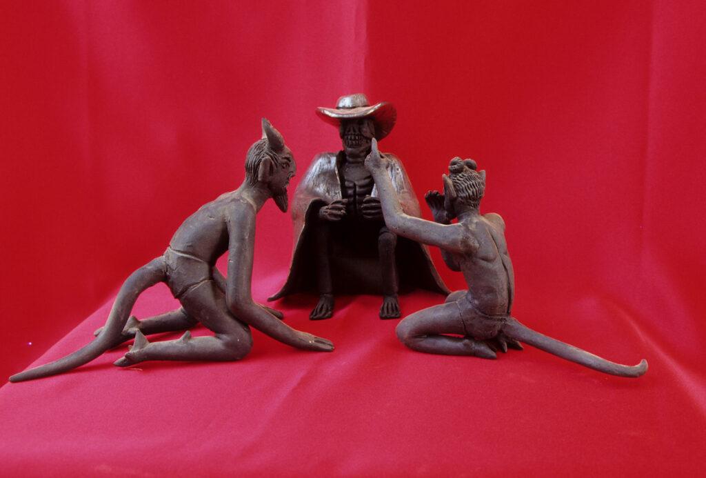 Image courtesty of Friends of Oaxacan Folk Art