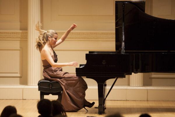 Gabriela Martinez, Piano Soloist